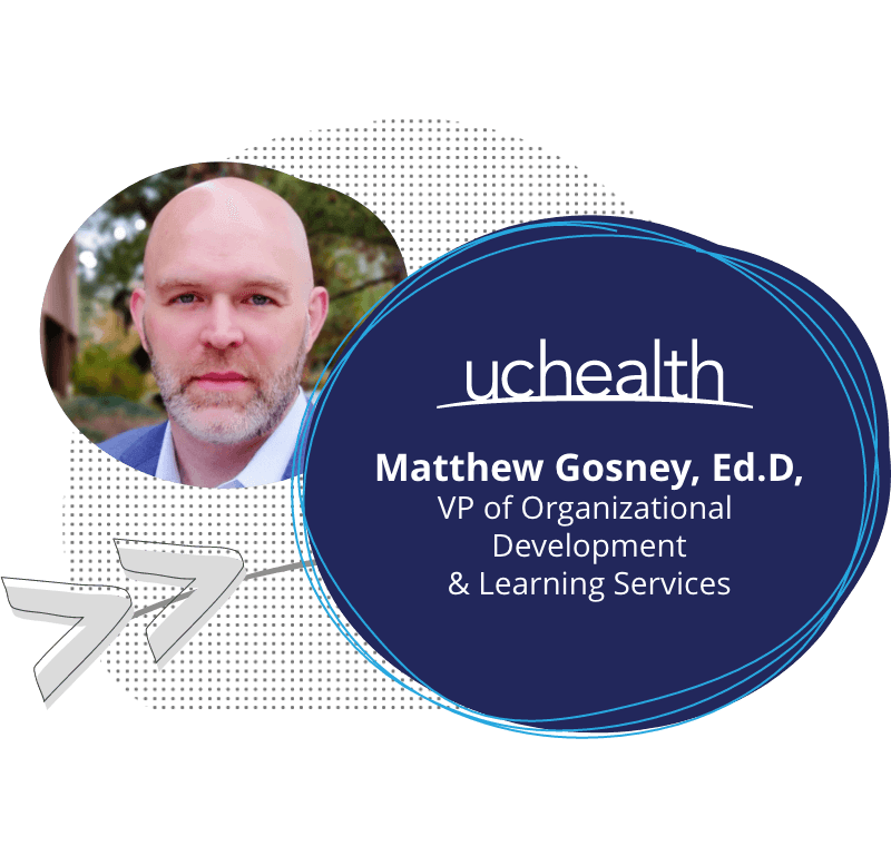 UCHealth, Matthew Gosney